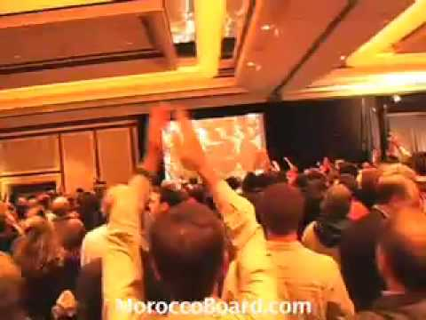 Moroccan Community celebrates Obama win along with America