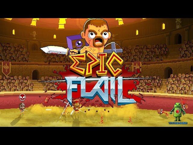 Видео к игре Epic Flail