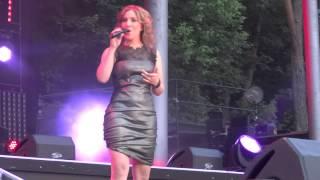 Laura Wilde Wo Hast Du Denn Küssen Gelernt Berlin Waldbune 31-5-14