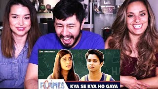 Video FLAMES SEASON 1 E04 - KYA SE KYA HO GAYA | Reaction! MP3, 3GP, MP4, WEBM, AVI, FLV Desember 2018