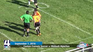 Caston Boys Soccer vs. Wabash