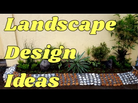 LANDSCAPING IDEAS FOR FRONT YARD