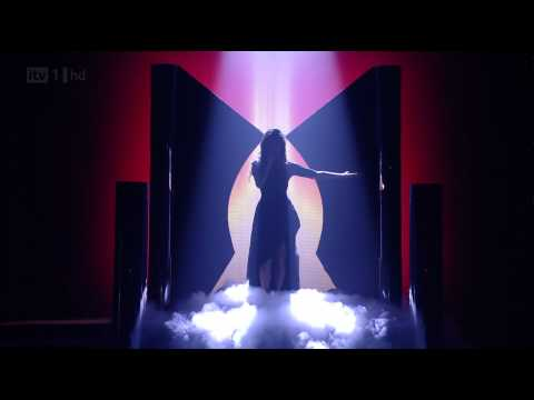 Nicole Scherzinger Performs 'Try with Me' on X Factor