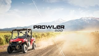 6. Textron Off Road: Prowler 500
