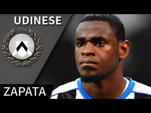 Duvan Zapata • 2016/17 • Udinese • Best Skills & Goals • HD 720p