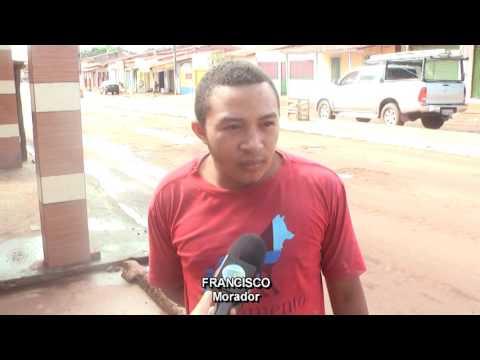 Buracos na avenida TANCREDO NEVES (Presidente Dutra/MA)