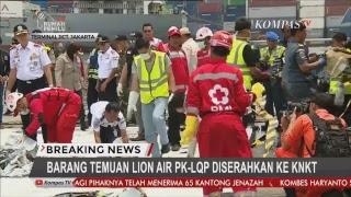 Video Pencarian Bagian Kotak Hitam Lion Air PK-LQP Berlanjut – BREAKING NEWS MP3, 3GP, MP4, WEBM, AVI, FLV Januari 2019