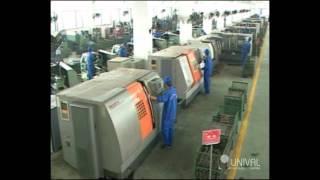 Conheça a fábrica de Válvulas Unival-BTL