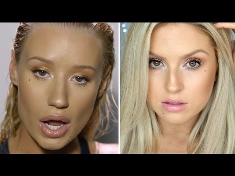 Spring - Hey everyone! Here is an inspired look from Iggy in the J-Lo Music Video 'Booty'. Super glowing and beautiful! Disneys FROZEN Elsa Makeup Look ...