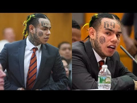 6IX9INE Will Have All Charges Dropped Against Him For Snitching, Tells Judge He Has A Mental Illness
