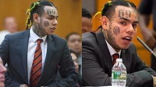 Video 6IX9INE Will Have All Charges Dropped Against Him For Snitching, Tells Judge He Has A Mental Illness MP3, 3GP, MP4, WEBM, AVI, FLV Februari 2019