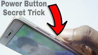 Power Button Secret Trick for your Smartphone 🔥