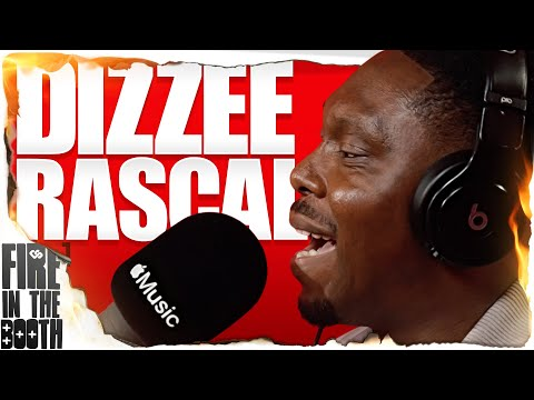 Dizzee Rascal – Fire in the Booth