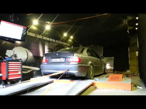 BMW E46 320d  - The strongest in Poland 320Cd ! Chip-Tuning