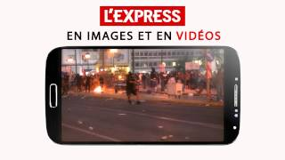 Video Youtube de L'Express : l'actu en continu