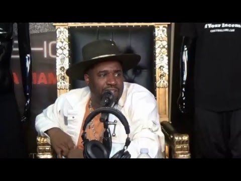 05-01-18 The Corey Holcomb 5150 Show - Kanye West, Bill Cosby & Marriage (видео)