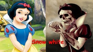 Nonton Disney Princesses As Monsters   Disney Characters as Zombies 2017   All Characters Film Subtitle Indonesia Streaming Movie Download