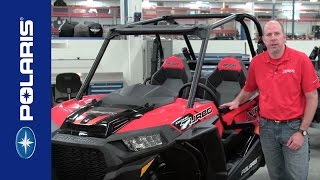 6. 2017 RZR XP TURBO Engineering Walkaround Videos: FULL VIDEO | Polaris RZR®