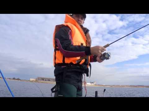 рыбалка на черном море с берега на спиннинг в крыму