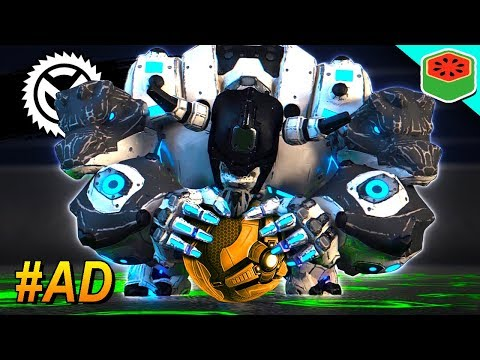 #1 BRUTAL Futuristic Sport! | Mad Machines