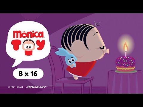 Monica Toy I Monicas, Monicas & More Monicas  (S08E16)