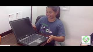 Middle school kid received free computer from RRRcomputer.org