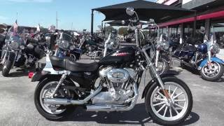 3. 420697 - 2006 Harley Davidson Sportster 883 Custom XL883C - Used motorcycles for sale