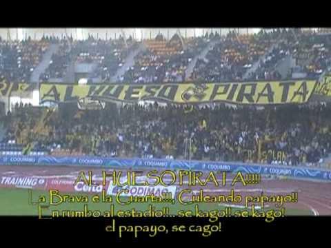 Al Hueso Pirata 2009 - Al Hueso Pirata - Coquimbo Unido