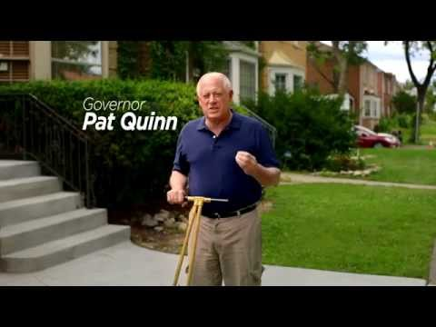Ad - http://www.quinnforillinois.com -- When Pat Quinn became Governor, state government needed cutting—so he got to work and reduced state spending by $5 billion. Governor Quinn is working hard...