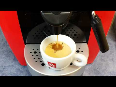 Mitaca Pod 1 Espresso Machine from Illy.com