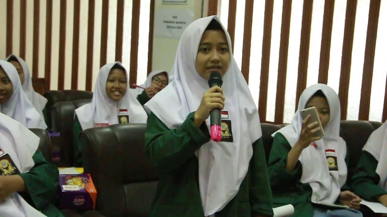 Kamis 05 Oktober 2017 Audiensi SMA AL Islam 1 Surakarta