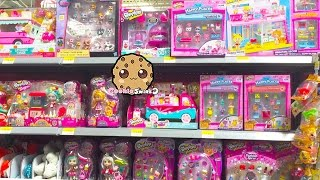 Toy Hunt Cookieswirlc Shops for Shopkins, Happy Places, My Little Pony, Barbie, Disney Dolls + More
