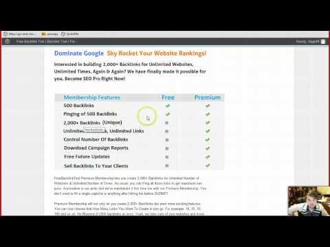 Free Backlink Tool - Best Review and Bonus