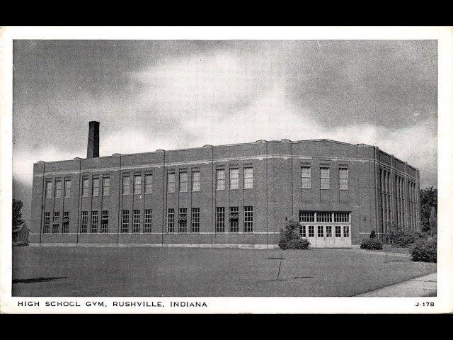 Rushville  Memorial  Gymnasium