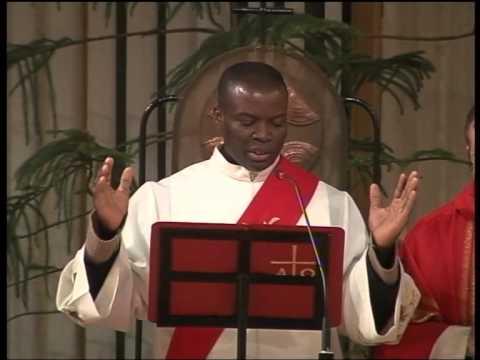 2013-03-29 Nagypénteki szertartás a Gazdagréti Szent Angyalok Plébánián