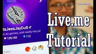 Video Live.me OFFICIAL TUTORIAL MP3, 3GP, MP4, WEBM, AVI, FLV November 2018