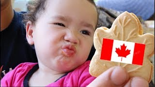 Download Video Trying Canadian Snacks MP3 3GP MP4