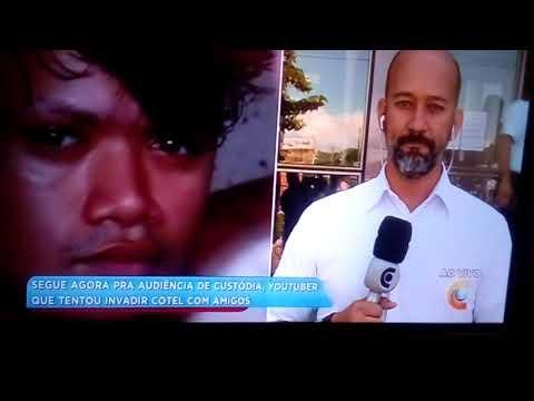 AUDIÊNCIA DE CUSTÓDIA DE GERSON ALBUQUERQUE SERÁ HOJE NO FÓRUM DE OLINDA - PE