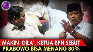 Video Makin 'Gil4!', Ketua BPN Sebut Prabowo Bisa Menang 80% MP3, 3GP, MP4, WEBM, AVI, FLV April 2019