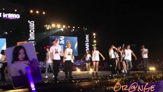 Download Lagu [25112012][Fancam] SNSD Ending SM Town in BKK Mp3