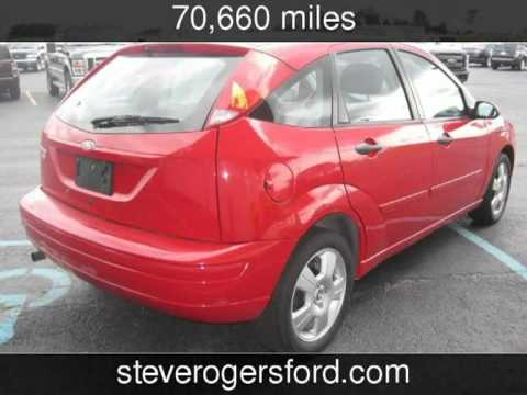 2007 Ford Focus  Used Cars – Waterville,Ohio