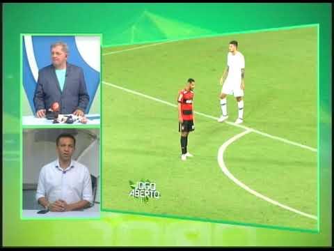 [JOGO ABERTO PE] Sport: Carlos Henrique marca o primeiro gol com a camisa rubro negra