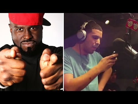Funk Flex Responds To Drake Live On Hot 97