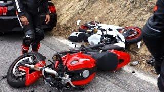Video Hectic Road Bike Crashes & Motorcycle Mishaps [Ep.#11] MP3, 3GP, MP4, WEBM, AVI, FLV Oktober 2017