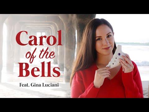 "Mykola Leontovych  ""Carol of the Bells"" Cover by Stl Ocarina"