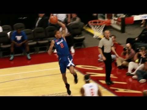 Michael Beasley 2011 Lockout Highlights - Oklahoma City