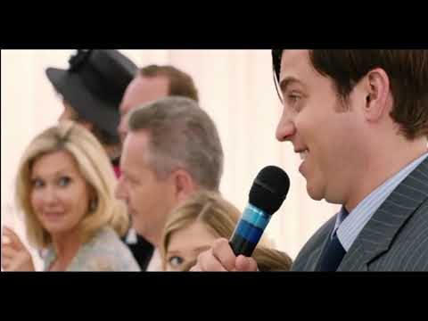 Hilarious Wedding Speech - A Few Best Men - Tits and Anal Sex