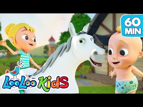She`ll be coming - The BEST SONGS for Kids | LooLoo Kids