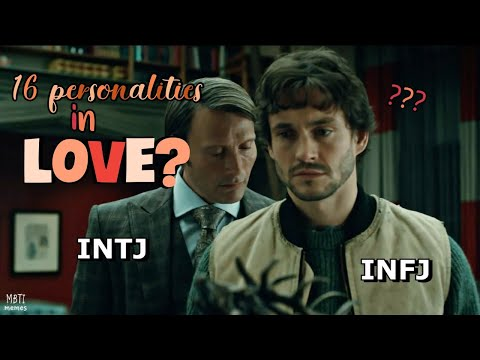16 personalities in LOVE 💕| MBTI memes (2/3) funny movies compilation