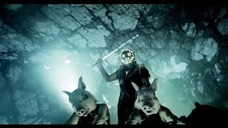 Rabia Sorda King Of The Wasteland music videos 2016 metal
